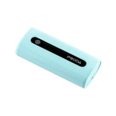 Мобильная батарея Proda E5 Power Box 5000mAh Blue 4