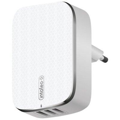 Зарядний пристрій Intaleo TCG343 (3USB3,4A) White 1