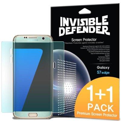 Защитная пленка Ringke Full Cover для Samsung S7 Edge 1