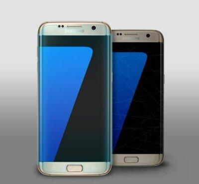 Защитная пленка Ringke Full Cover для Samsung S7 Edge 2