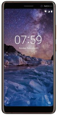 Смартфон Nokia 7 Plus DS Black 1