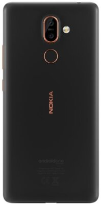 Смартфон Nokia 7 Plus DS Black 2