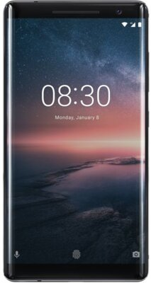 Смартфон Nokia 8 Sirocco Black 1