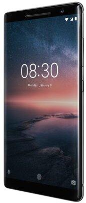 Смартфон Nokia 8 Sirocco Black 2