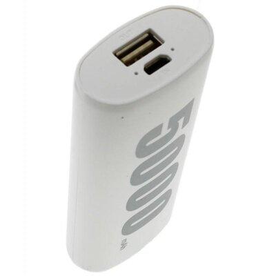 Мобільна батарея Proda E5 Power Box 5000mAh White 4