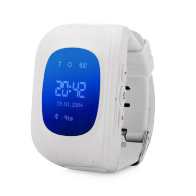 Смарт годинник з GPS Motto GW300 White 3