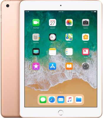 Планшет Apple iPad A1822 Wi-Fi 128GB Gold 3