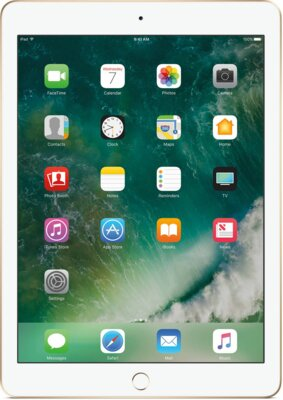 Планшет Apple iPad A1822 Wi-Fi 32GB Gold 1