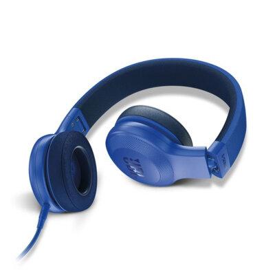 Наушники JBL E35 Blue 3