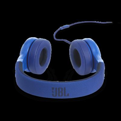 Наушники JBL E35 Blue 4