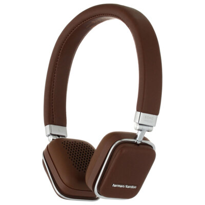 Наушники Harman/Kardon On-Ear Headphone SOHO Wireless Brown 1