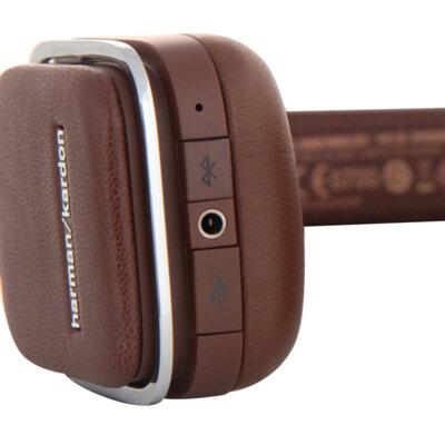 Наушники Harman/Kardon On-Ear Headphone SOHO Wireless Brown 3