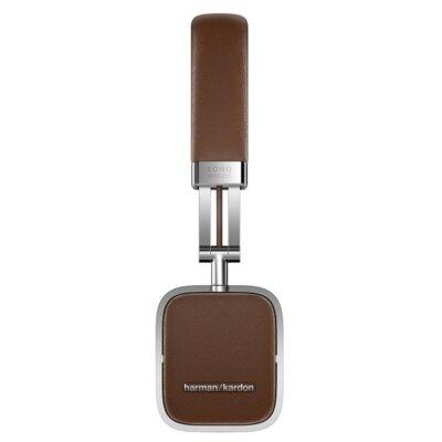 Наушники Harman/Kardon On-Ear Headphone SOHO Wireless Brown 4