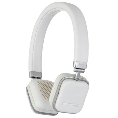 Навушники Harman/Kardon On-Ear Headphone SOHO Wireless White 1