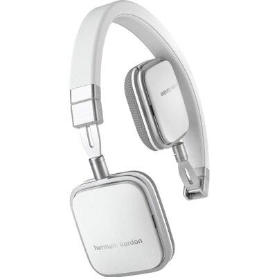 Навушники Harman/Kardon On-Ear Headphone SOHO Wireless White 2