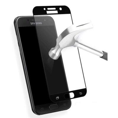 Защитное стекло Global TG для Samsung J730 Black 2