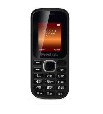 Мобильный телефон Prestigio 1183 Wize F1 Duo Black (PFP1183DUOBLACK) 1