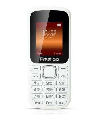 Мобильный телефон Prestigio 1183 DS White 1