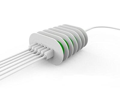 Зарядний пристрій СolorWay CHARGER 6XUSB 7А 2