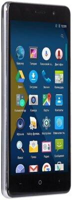 Смартфон Bravis A504 Trace Dual Sim Black 3