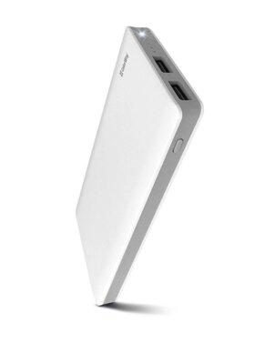 Мобильная батарея ColorWay 10 000 mAh White 1