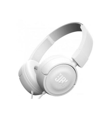 Наушники JBL T450 White 1