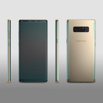 Защитная пленка Ringke TPU Full cover для Samsung N950 Note 8 2