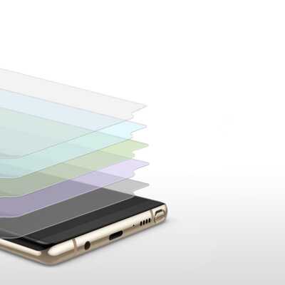 Захисна плівка Ringke TPU Full cover для Samsung N950 Note 8 3