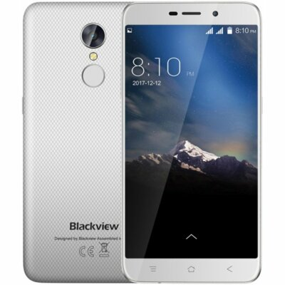 Смартфон Blackview А10 Lily White 3