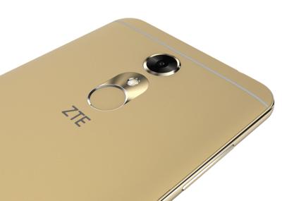 Смартфон ZTE Blade A910 Gold 7
