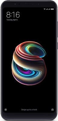 Смартфон Xiaomi Redmi Note 5 4/64GB Black Украинская версия 1