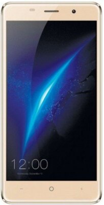 Смартфон BRAVIS X500 Trace Pro Dual Sim gold 1