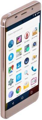 Смартфон BRAVIS S500 Diamond Dual Sim gold 2