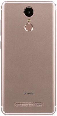 Смартфон BRAVIS S500 Diamond Dual Sim gold 3