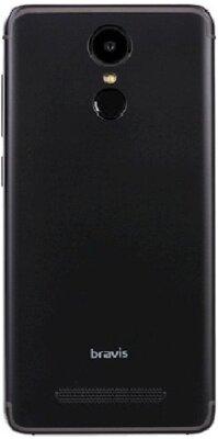 Смартфон BRAVIS S500 Diamond Dual Sim black 2