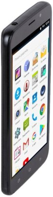 Смартфон BRAVIS A554 Grand Dual Sim black 2