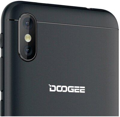 Смартфон Doogee X53 Black 4
