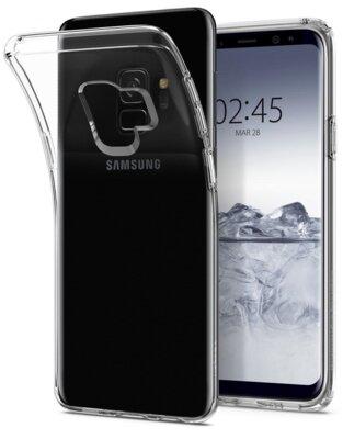 Чехол GlobalCase TPU Extra Slim Light для Samsung S9 Plus 1