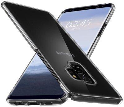 Чехол GlobalCase TPU Extra Slim Light для Samsung S9 Plus 2