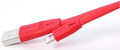 USB Кабель Remax Full Speed RC-001i iPhone 6 Red 2m 2