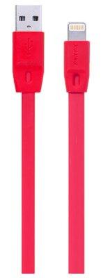 USB Кабель Remax Full Speed RC-001i iPhone 6 Red 2m 1