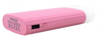 Мобильная батарея Proda Ice-Cream PPL-18 10000mAh Pink 3