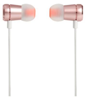 Навушники JBL T290 Rose Gold 2