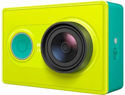 Екшн-камера XIAOMI Yi Sport Basic Edition Green 1