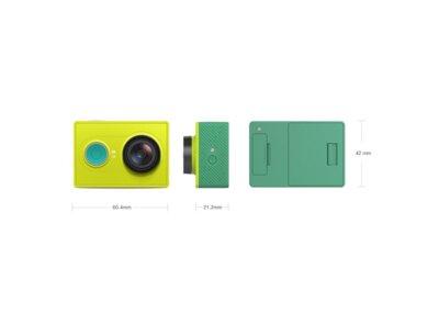 Екшн-камера XIAOMI Yi Sport Basic Edition Green 4