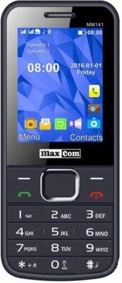 Мобільний телефон Maxcom MM141 Gray 1