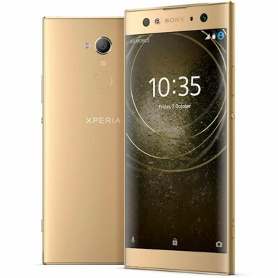 Смартфон Sony Xperia XA2 Ultra H4213 Gold 7