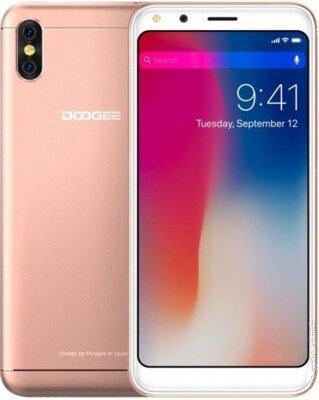 Смартфон Doogee X53 Pink 2
