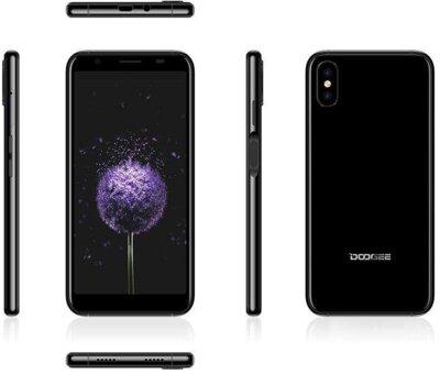 Смартфон Doogee X55 Black 2