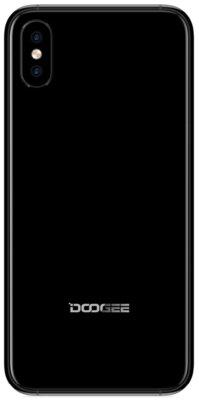 Смартфон Doogee X55 Black 3